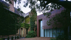 Centre Of Theology And Ministry / Williams Boag Architects