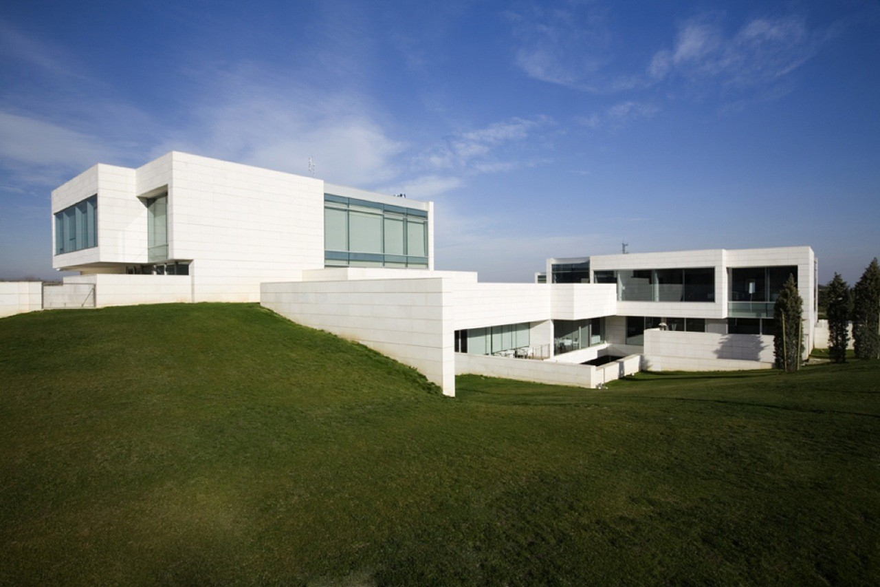 Finca Prats Hotel Golf & Spa / Pàmpols Arquitecte SLP, © Oriol Rosell i Giménez