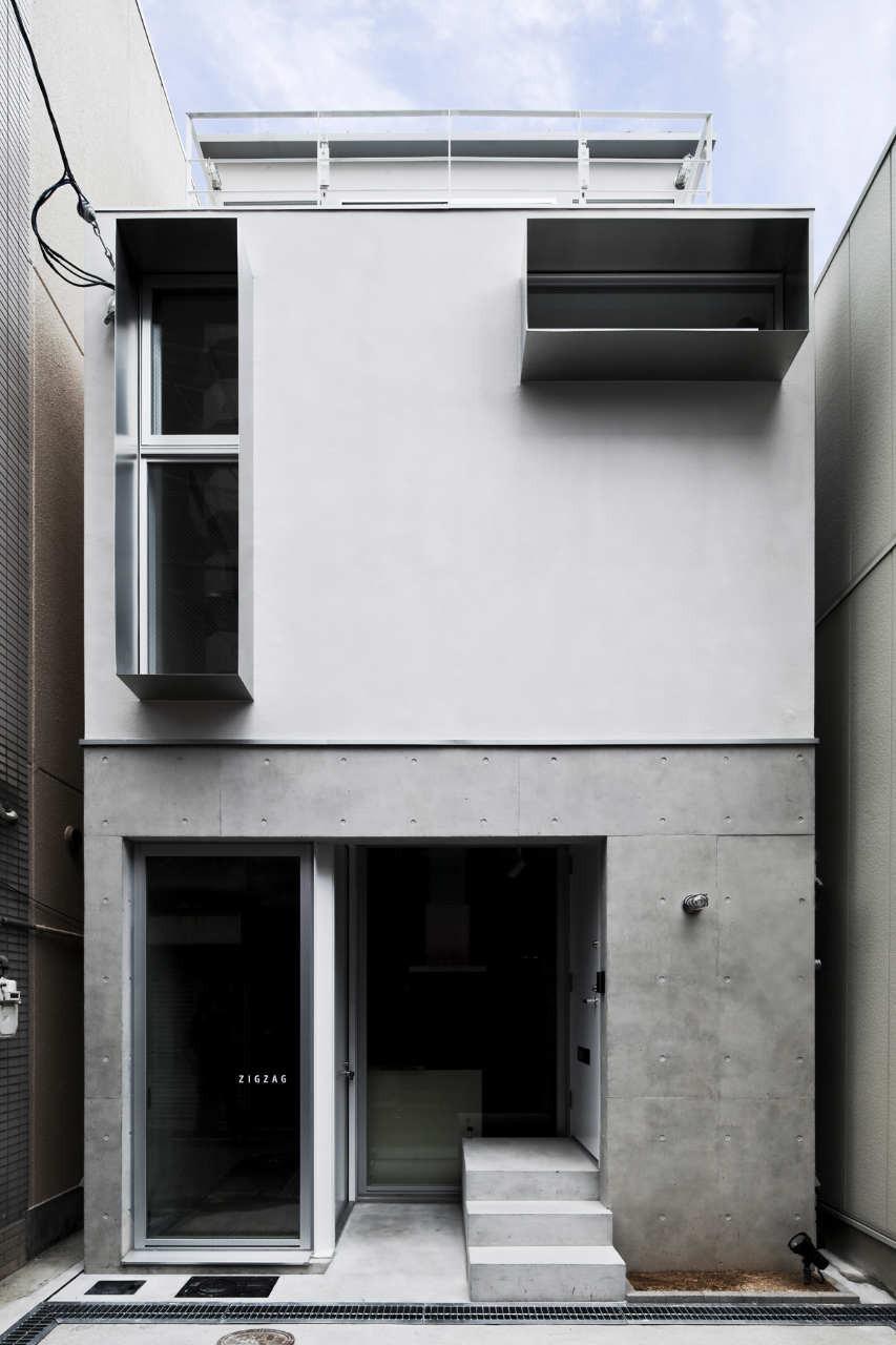House A / Takeshi Hamada, © Yohei Sasakura