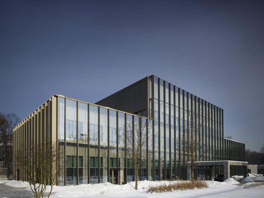 British Embassy Tony Fretton Architects Archdaily