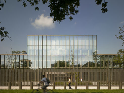 British Embassy / Tony Fretton Architects