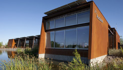 Rio Salado Audubon Center / Weddle Gilmore Black Rock Studio
