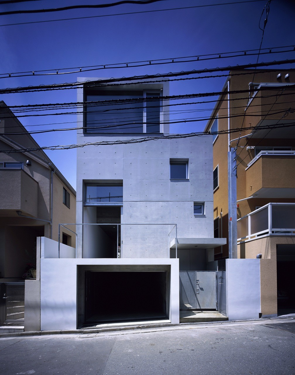 Noh House / Koji Tsutsui Architect & Associates, © Masao Nishikawa