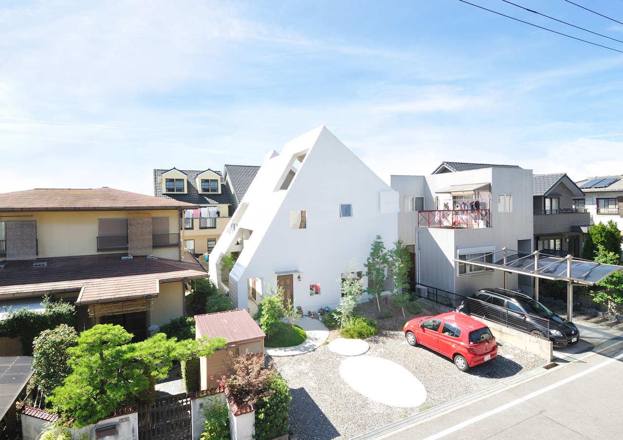 Montblanc House / Studio Velocity, © Kentaro Kurihara