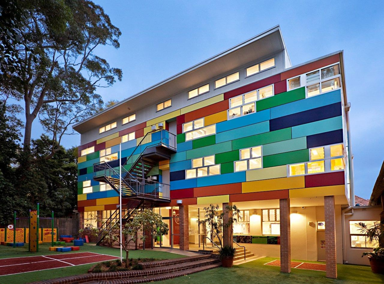 Wahroonga Preparatory School / GGF Architects