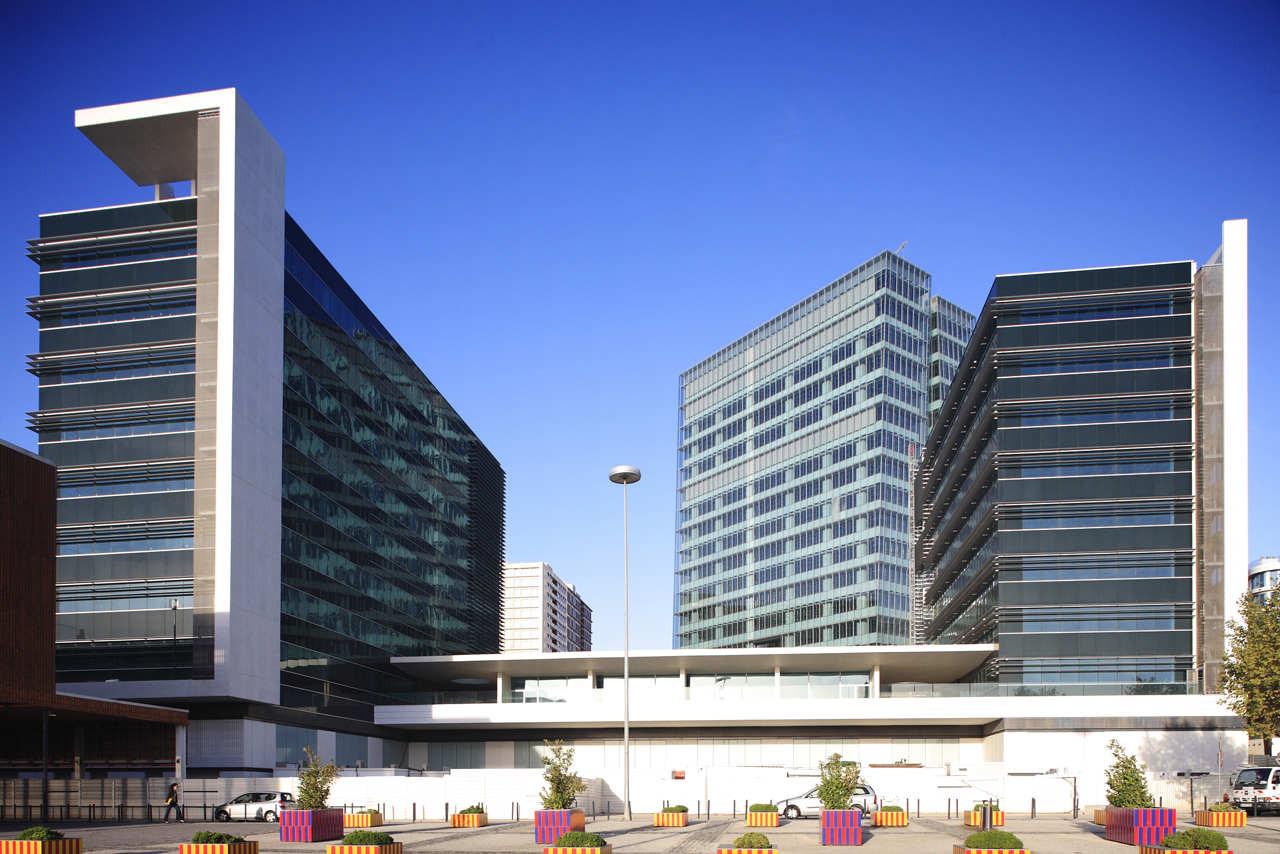 Office Park Expo / NLA - Nuno Leónidas Arquitectos, © José Manuel