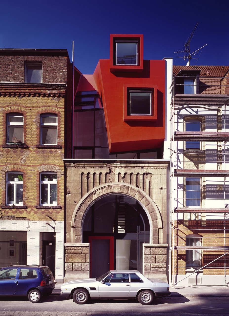 Legal / Illegal / Manuel Herz Architects, © Boris Becker