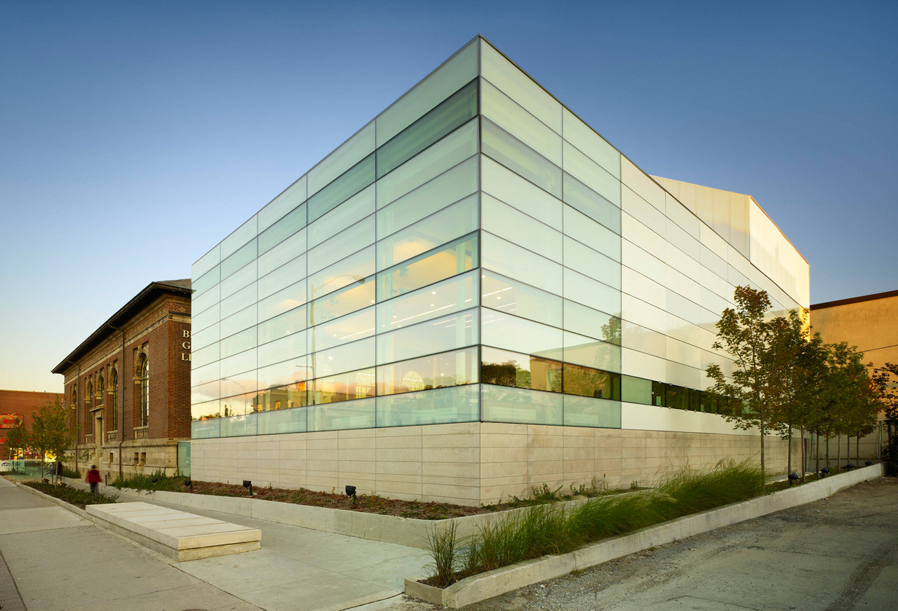 The Bloor/Gladstone Library / RDH Architects, Courtesy of  rdh architects