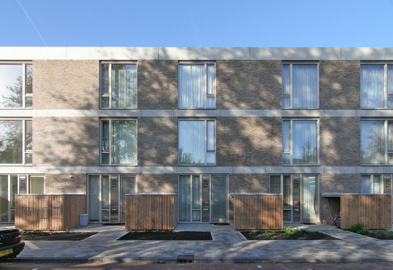 The Tree Garden / SNITKER/BORST/ARCHITECTEN/, © Roos Aldershoff