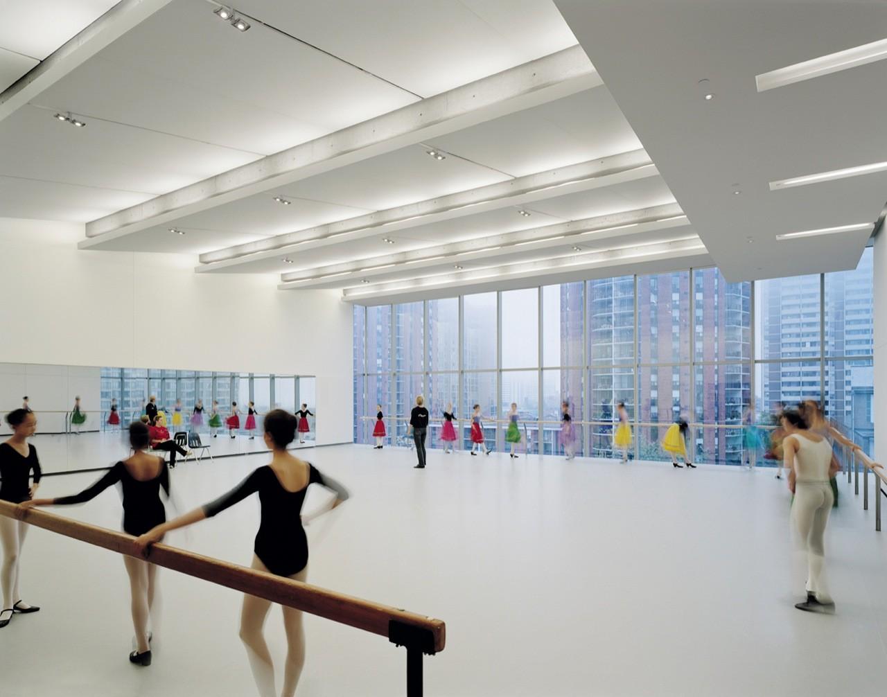 Gallery of the national ballet school kpmb architects 16 for Interior design school toronto