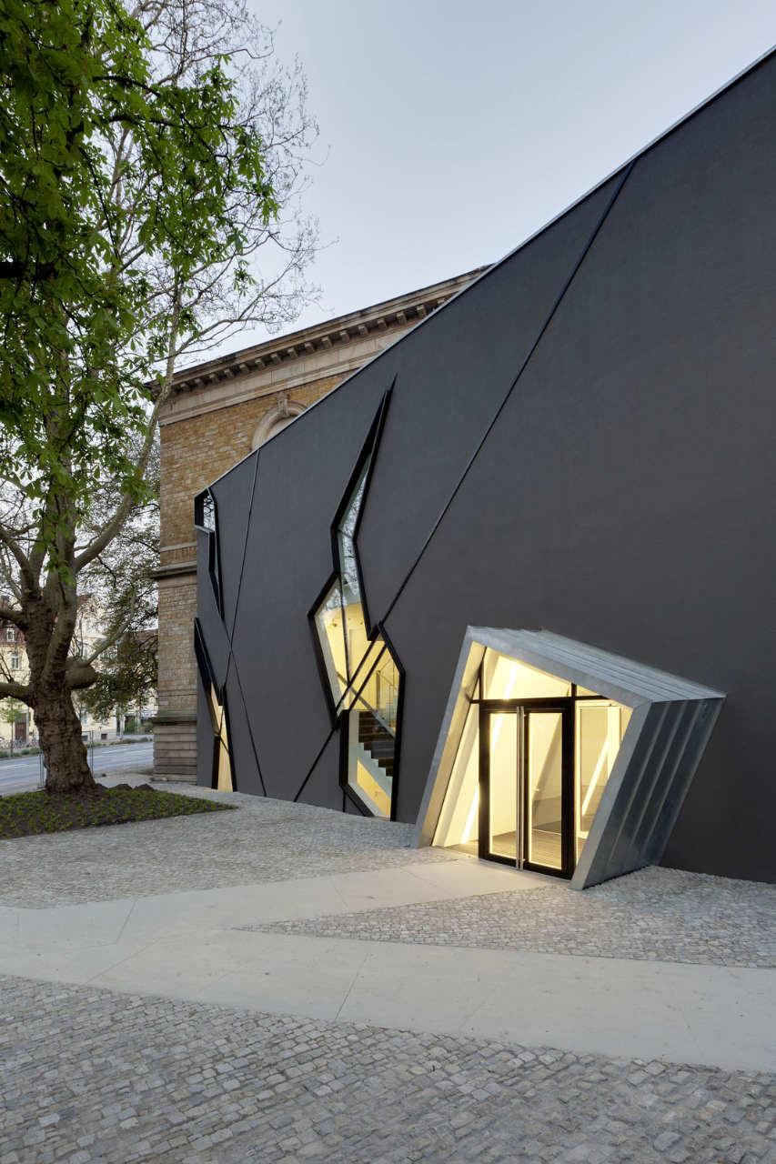 Felix Nussbaum Museum / Daniel Libeskind, © Bitter Bredt Fotografie