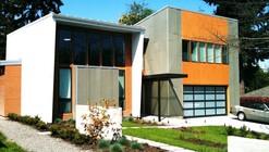 Green Concept Home / Modus V Studio Architects