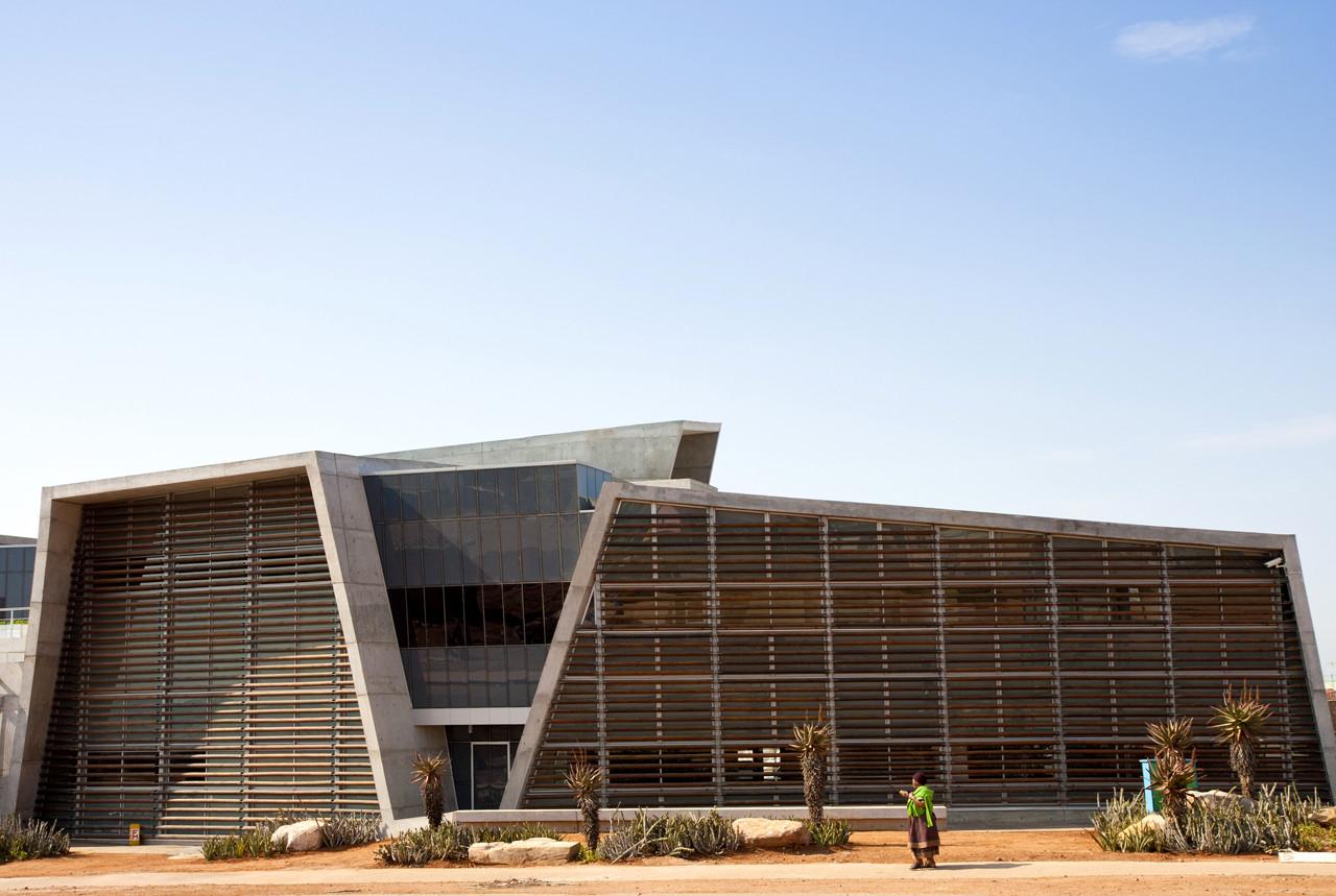 Ubuntu Centre / Field Architecture, © Jess Field