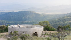 Lookout Point Espinazo del Diablo / HHF architects