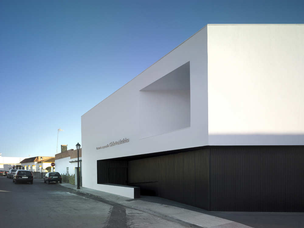 Prehistorical interpretation centre in c diz estudio - Estudios arquitectura granada ...