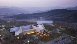 Lake Hills Suncheon Golf Resort / SKM Architects