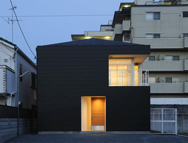 House in Ichijoji / Tadahiro Shimada, © Kei Sugino