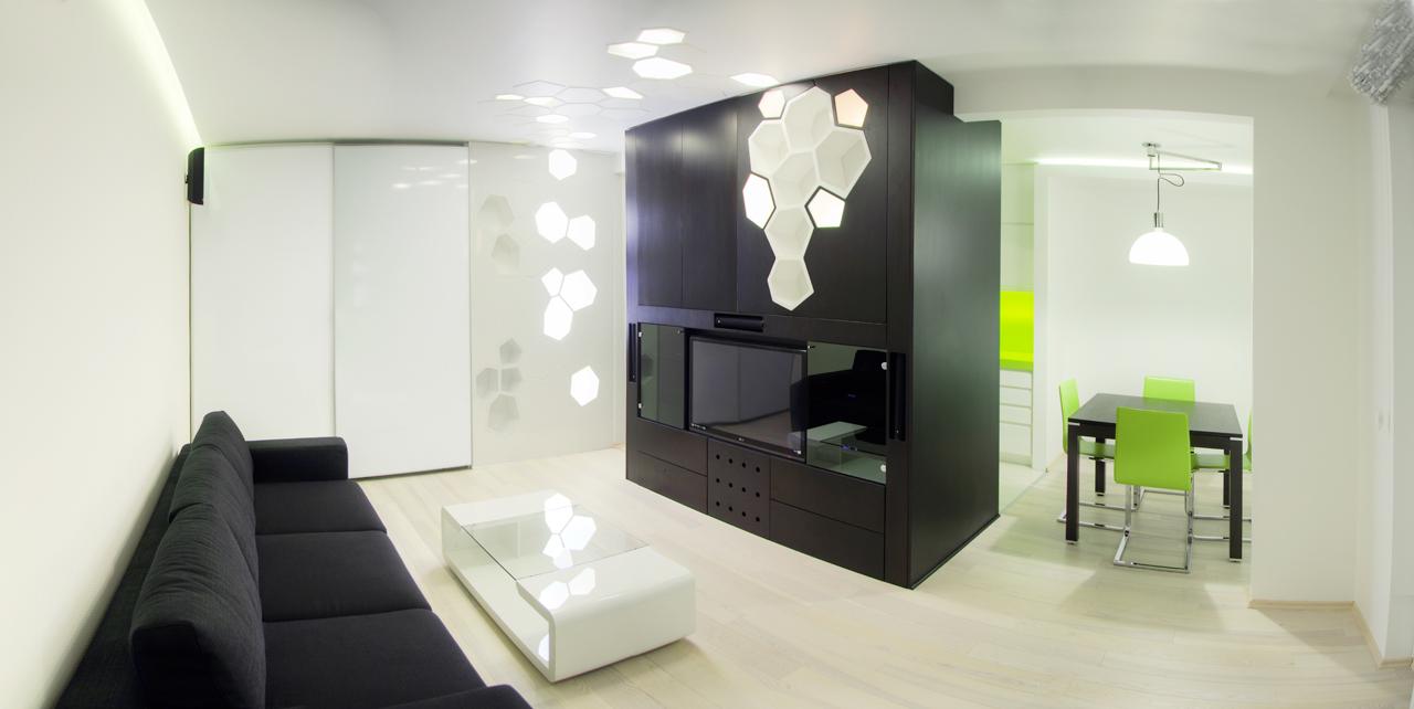 Apartment 67 / EXE STUDIO, © Milan Radovanović