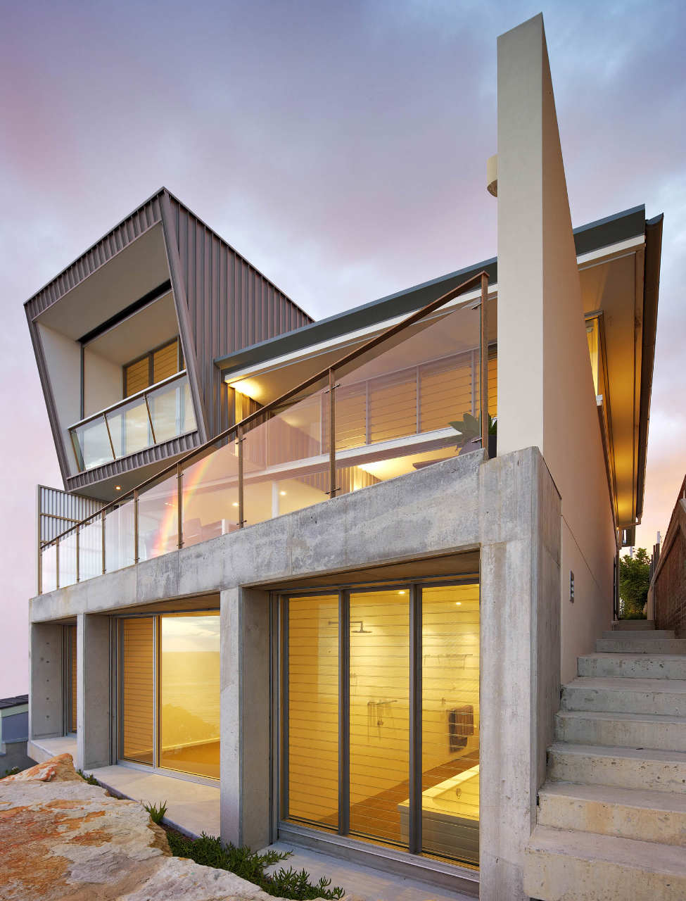 Queenscliff House / Utz Sanby Architects, © Marian Riabic