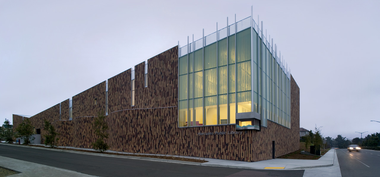 Hercules Public Library / will bruder+PARTNERS, © Bill Timmerman