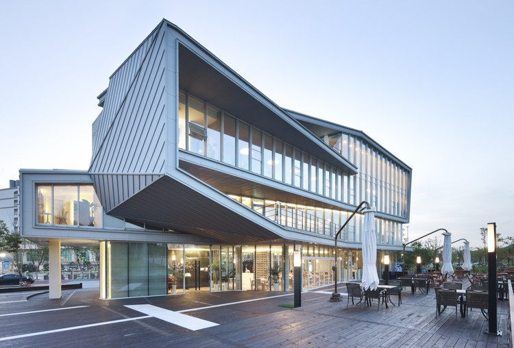 La-cubo / JUNGLIM Architecture, © Namgoong Sun