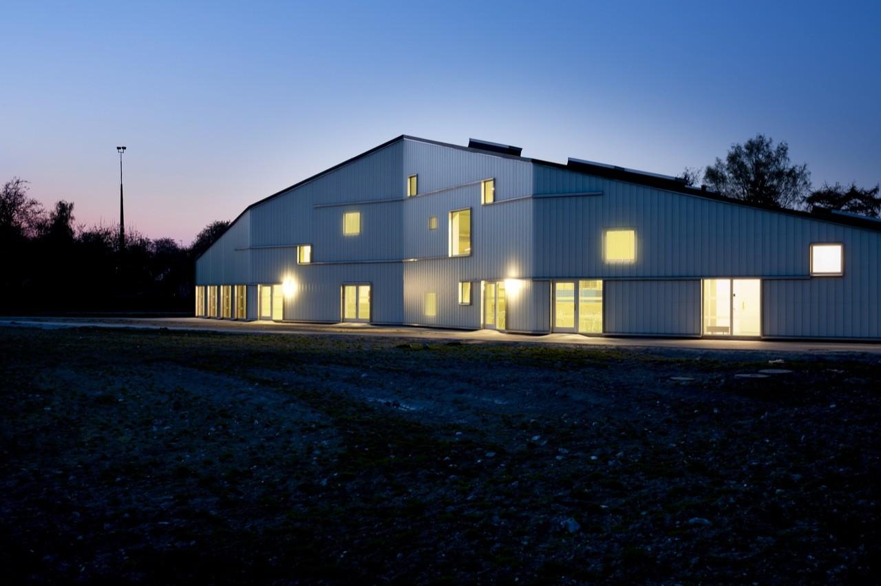 Landsbyhuset / Cebra, © Vivian Leisner