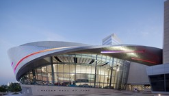 NASCAR Hall of Fame / Pei Cobb Freed & Partners