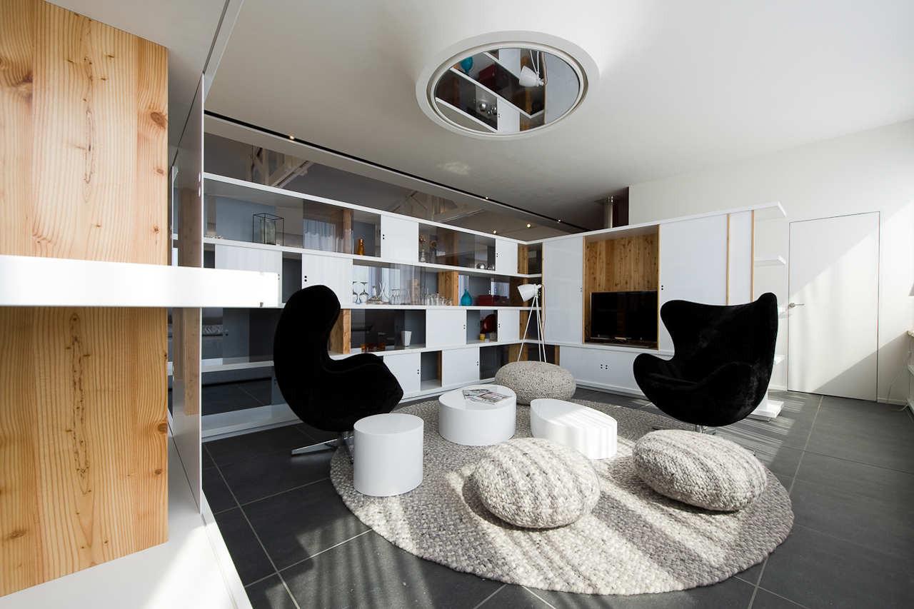 Loft 3108 / dum dum design, © Stéphane Lariven
