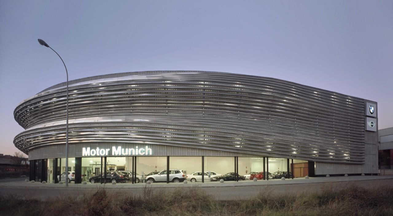 BMW Motor Munich / EQUIP Xavier Claramunt, © Adrián Goula
