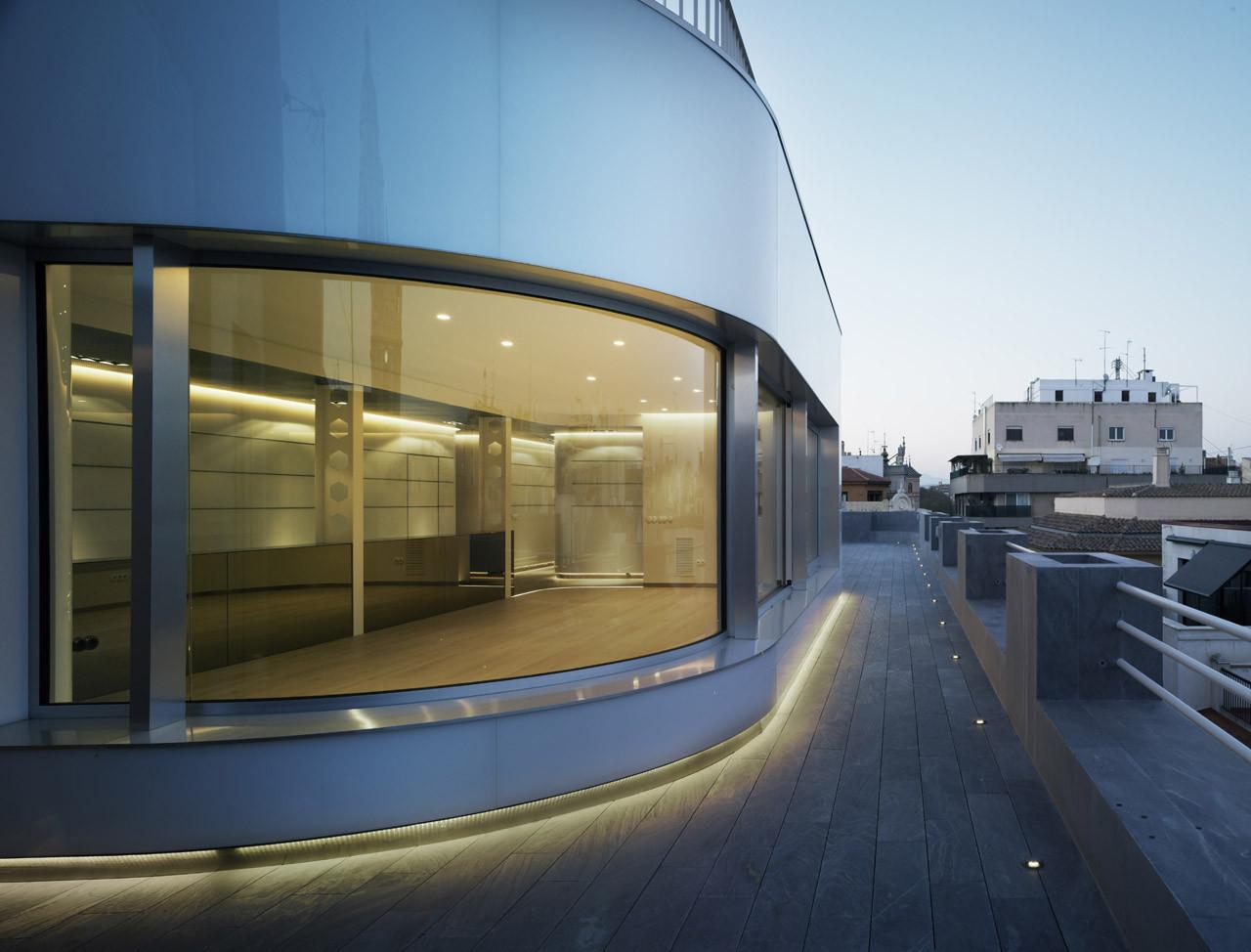 Gallery of athic refurbishment clavel arquitectos 5 - Clavel arquitectos ...
