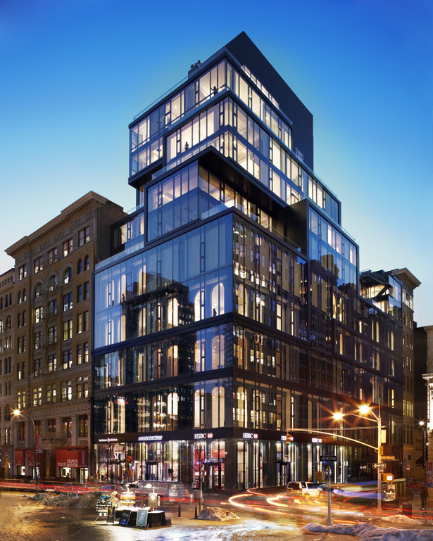 15 Union Square West / ODA Architecture  + Perkins Eastman Architects, © Robert Granoff