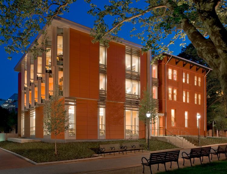The University of Pennsylvania Music Building / Ann Beha Architects, © David Lamb Photography