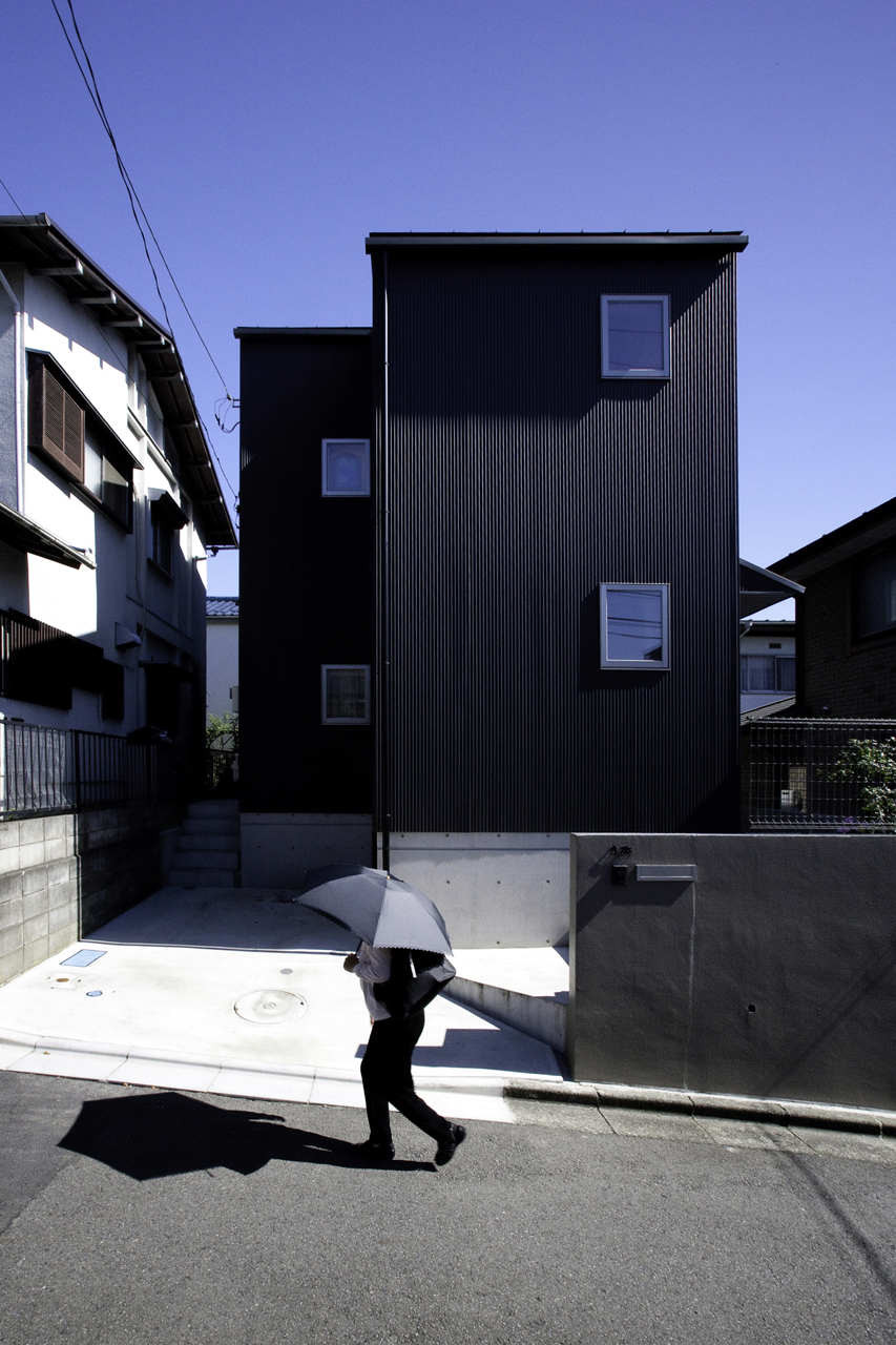 House in Ozenji / Hirose Yoshikazu Architects Office, © Yuki Kato