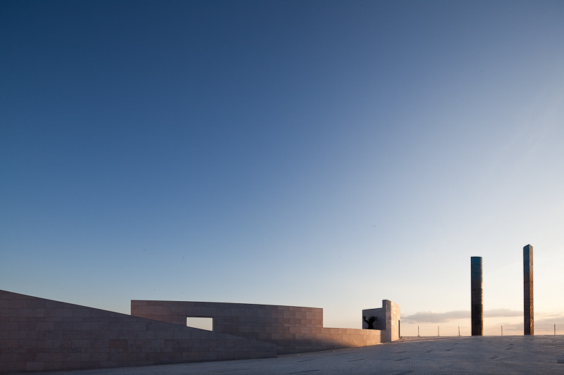 Champalimaud Centre for the Unknown / Charles Correa Associates, © José Campos