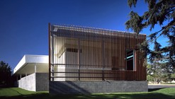 The Ruth and Charles Gilb Arcadia Historical Museum / Sparano + Mooney Architecture