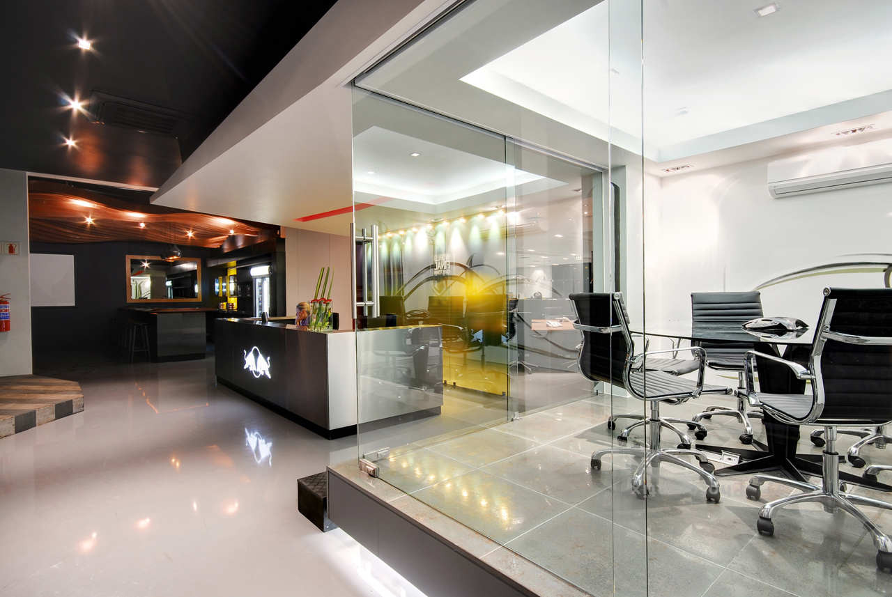 Gallery Of Red Bull S Cape Town Office Coa 4