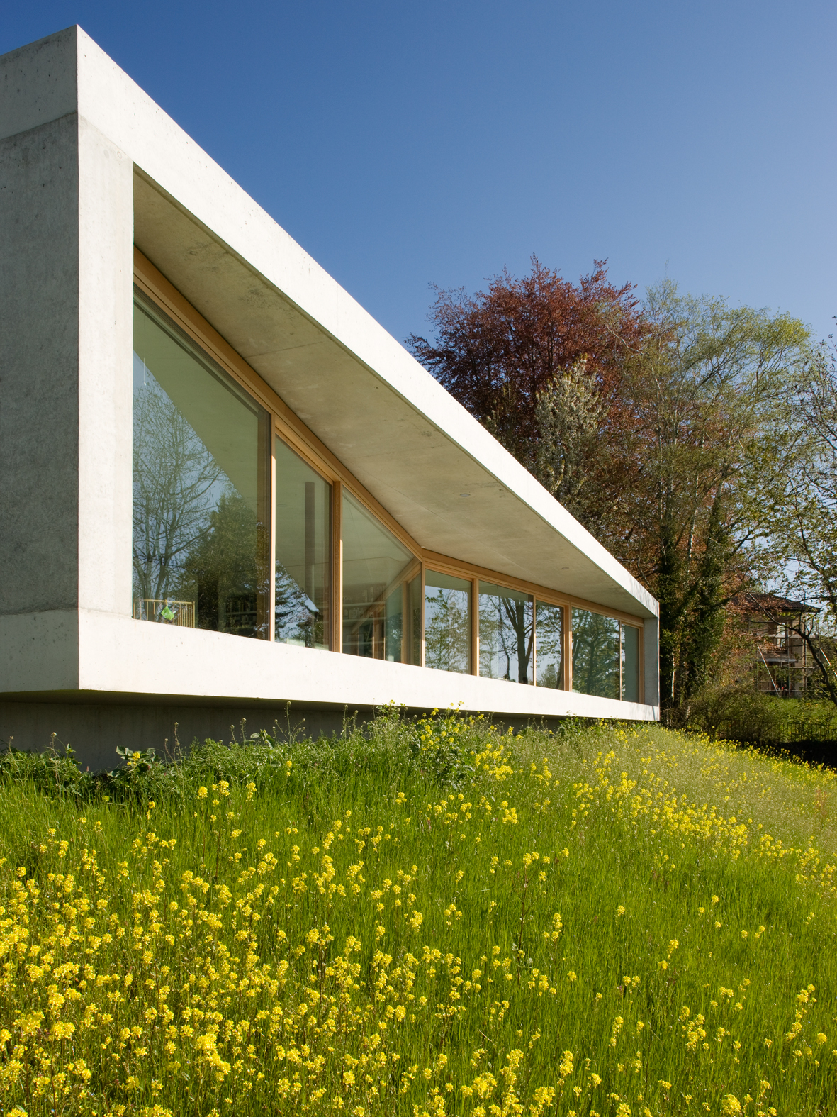 Gauthier House / bauzeit architekten, © Yves André