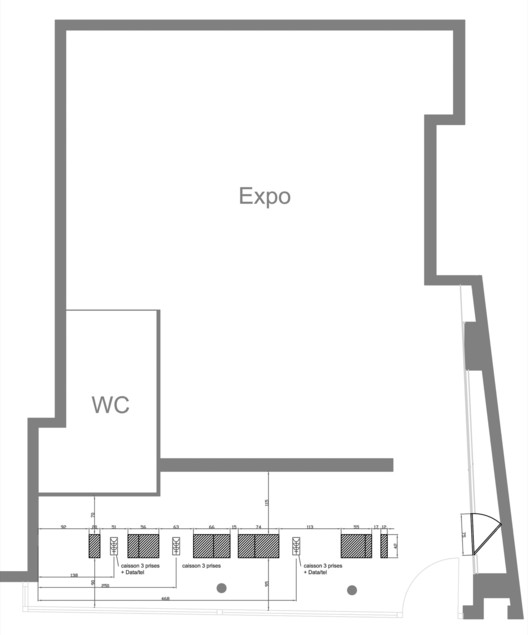Gallery Floor Plan