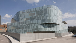 National Automobile Museum / Cino Zucchi Architetti