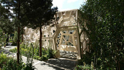 Times Eureka Pavilion / Nex Architecture