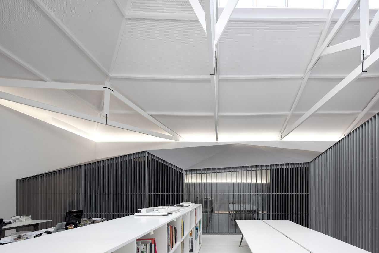 Architect's Office In Matosinhos / Nuno Sampaio Arquitetos, © FG + SG –Fernando Guerra
