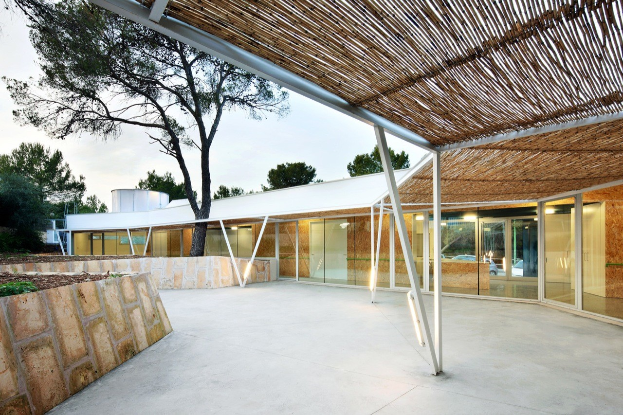 Day Center / FLEXO Arquitectura, © José Hevia Blach