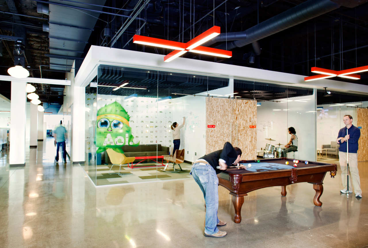 Gallery of AOL Offices Studio O A 21