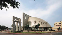 Church of Suan-Lien Center for the Elderly / J.J. Pan & Partners