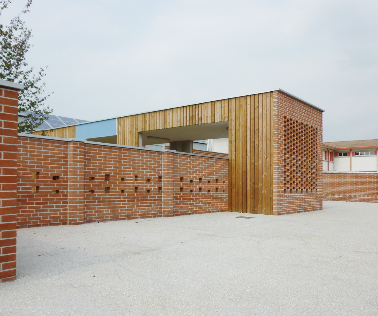 Fossalunga Nursery School / Studiomas Architetti Associati, © Marco Covi