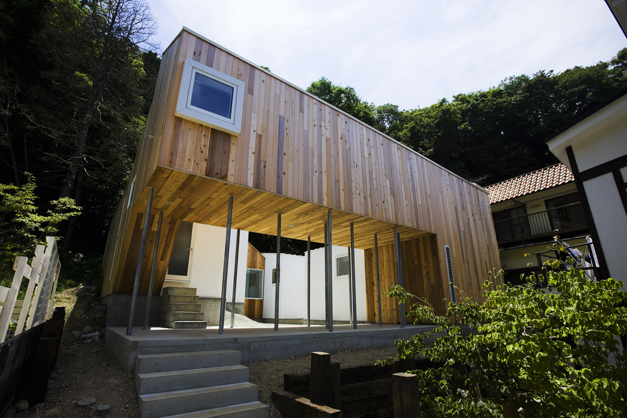 Atelier tekuto office archdaily for Architecture japonaise