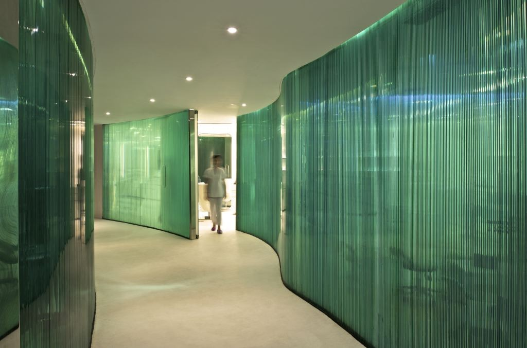 Aura Spa at the Park Hotel / Khosla Associates, © Bharath Ramamrutham