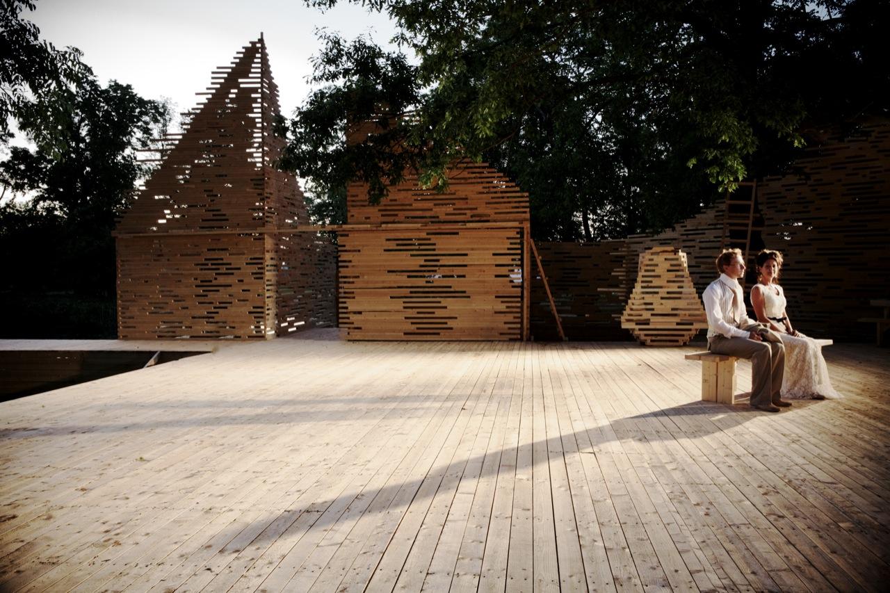 RAKVERE Summer Theater / Kadarik Tüür Arhitektid, Courtesy of  kadarik tüür arhitektid