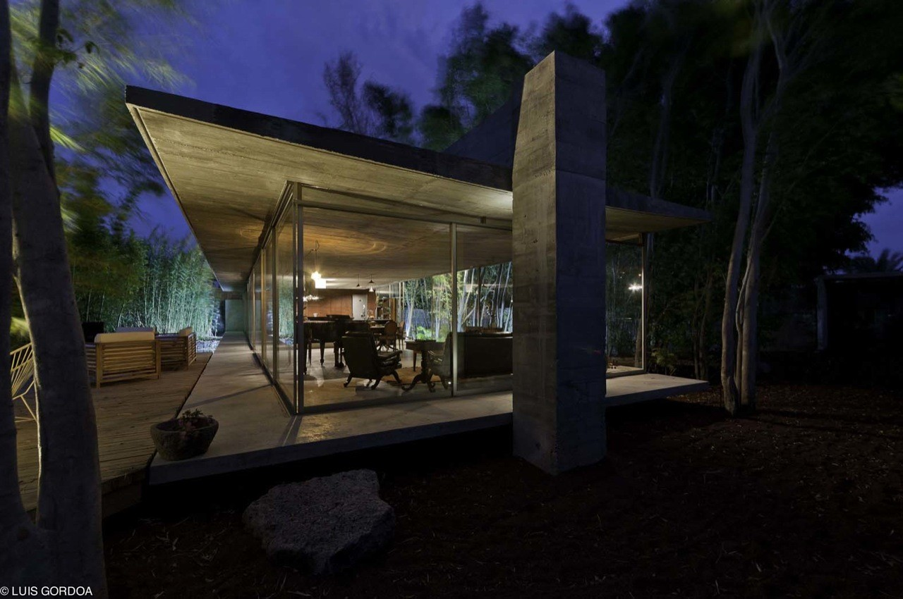 The Seed House / T3arc, © Luis Gordoa