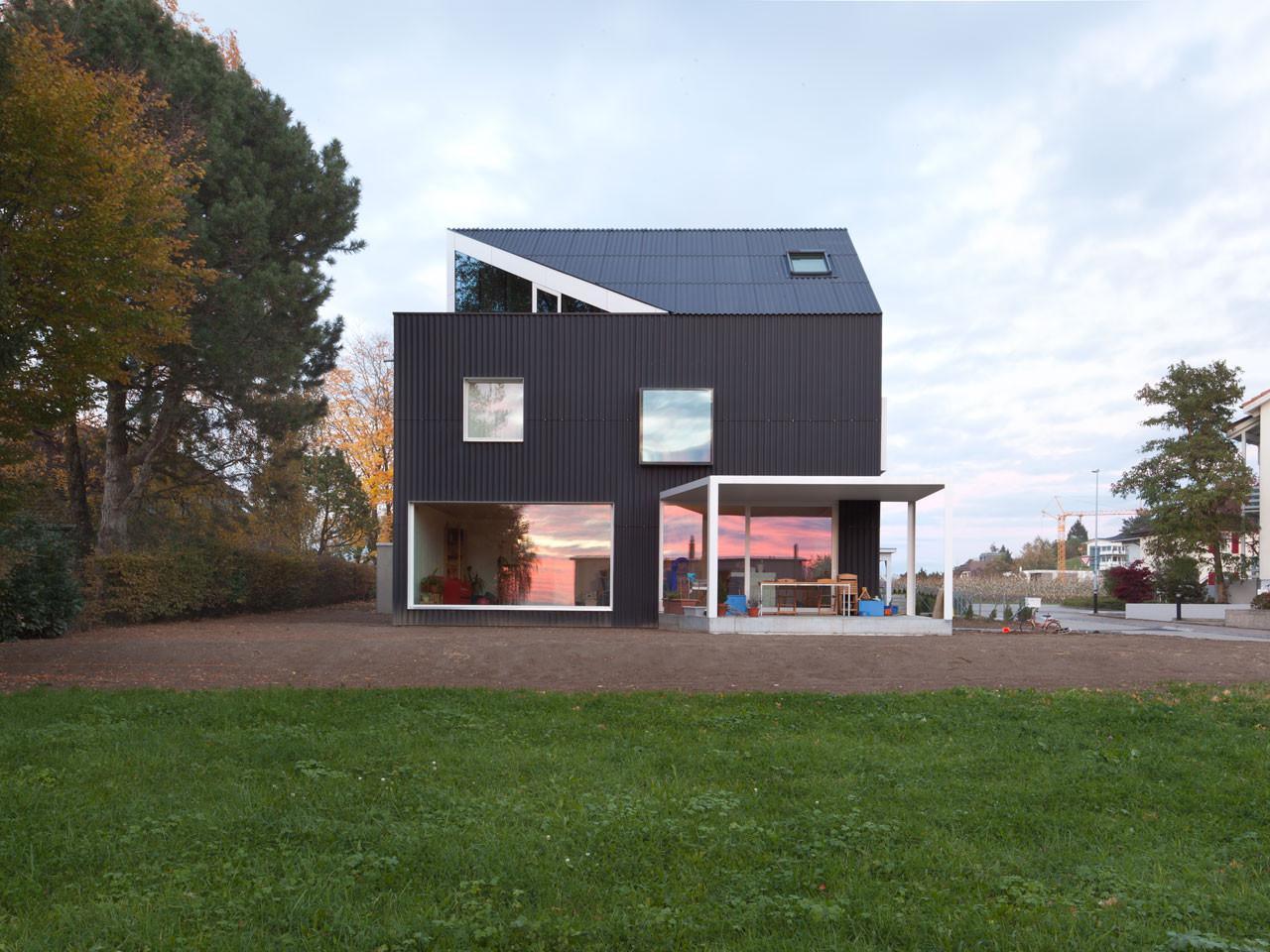 House in Bellmund / EXH Design, © Eik Frenzel